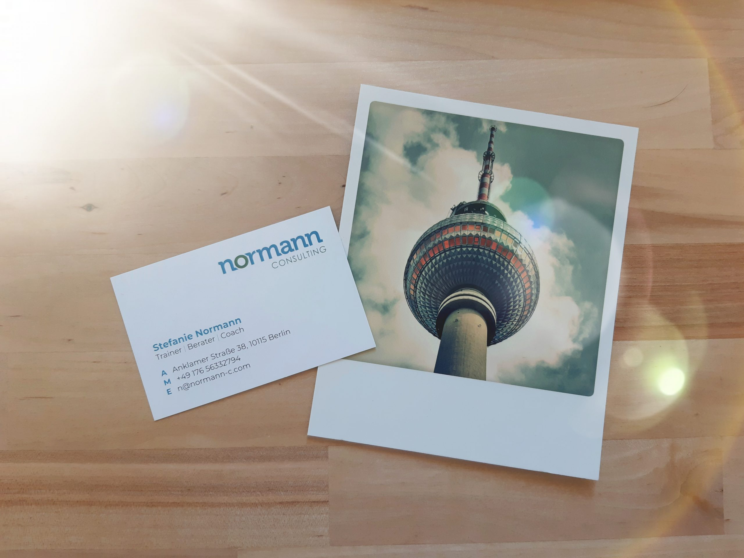 Normann Consulting Kontakt Berlin