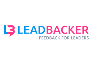 Leadbacker Logo